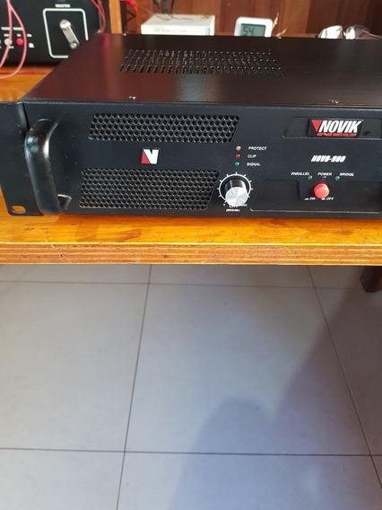 Amplificador Novik Novo 900 - Melhor Preço!!!!!!