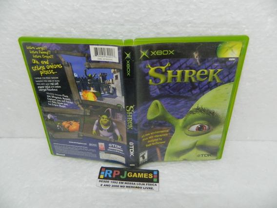 Shrek Original Completa P/ Xbox 1 Clássico
