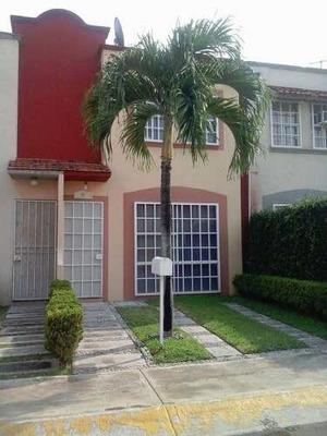 Remate!!! Remate!!! Oportunidad De Inversión!! Bonita Casa En Paseos Del Rio Emiliano Zapata