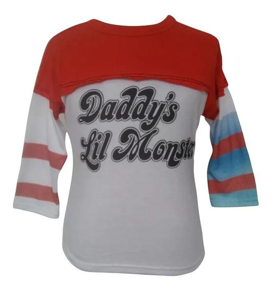Remera Harley Quinn Daddy