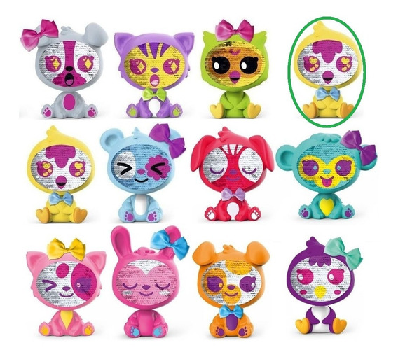 Animalitos Zequins Serie 1 Original!