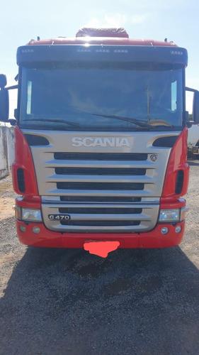 Scania G470 6x4 Bug Leve