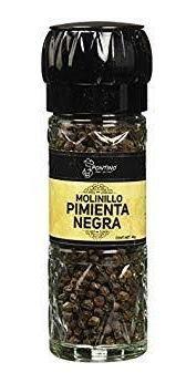 Molinillo Pimienta Negra Pontino 48.00 Gramos