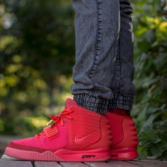 nuevos productos invicto x envío gratis Nike Air Yeezy Red October - Ropa, Bolsas y Calzado en ...