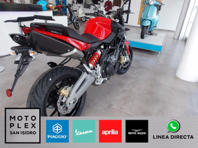 Aprilia Shiver 750i Abs Motoplex Anticipo + Cuota San Isidro