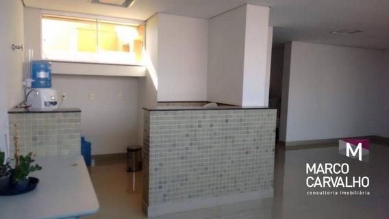 Apartamento Residencial À Venda, Edifício Ambar, Marília. - Ap0118