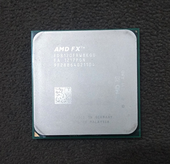 Processador Octacore Amd Fx 8120 3.1ghz 16mb Cache Am3+ 125w