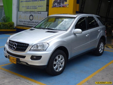 Mercedes Benz Clase M Ml 350 At 3500cc V6