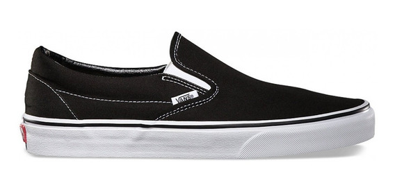 Zapatillas Panchas Vans Authentic Black