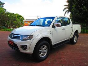 Triton 2015 Flex Automática 3.5 V6 4x4 Apenas 72.000 Km Nova