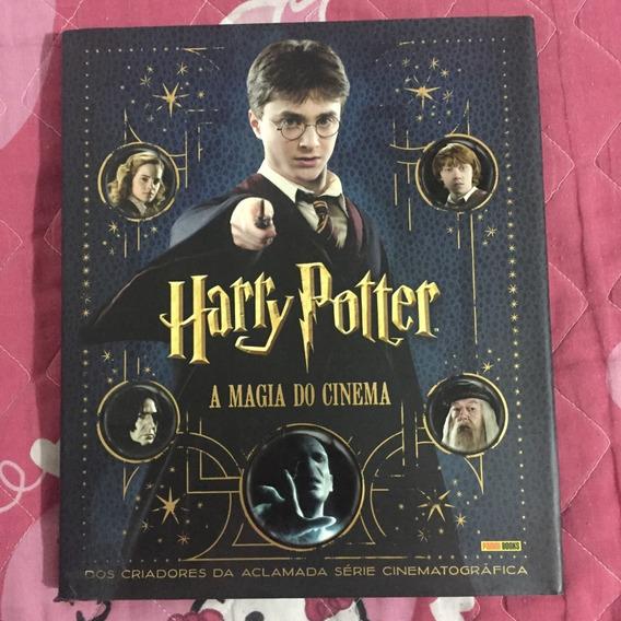 Livro Harry Potter: A Magia Do Cinema