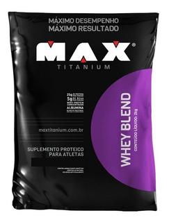Whey Protein 2kg Refil - Promoção