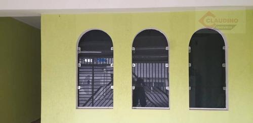 Sobrado Com 3 Dormitórios À Venda, 95 M² Por R$ 480.000,00 - Vila Antonieta - São Paulo/sp - So1209