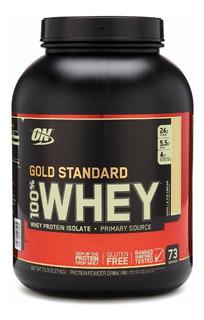 Whey Gold Standard 5 Lb - Optimum Nutrition + Envío Gratis