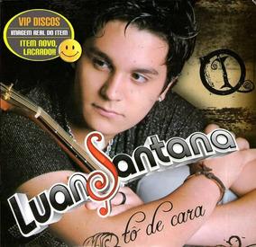 Cd Luan Santana Tô De Cara - Original Novo Lacrado Raro!
