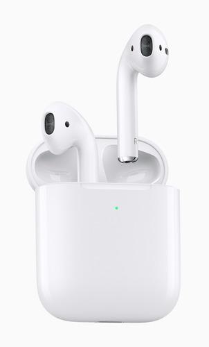 Air Pods 2 Apple Fone De Ouvido Sem Fio Cable Charge