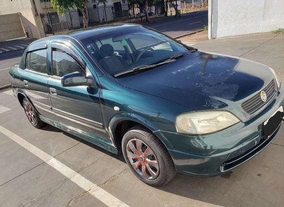 Astra Sedan 1.8 Mod.2001, Verde- Completo Com Ar 12.500,00