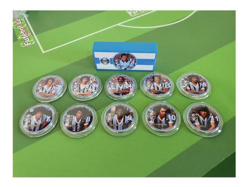 Grêmio-rs-1976 - Botões Jofer 45mm De Diâmetro