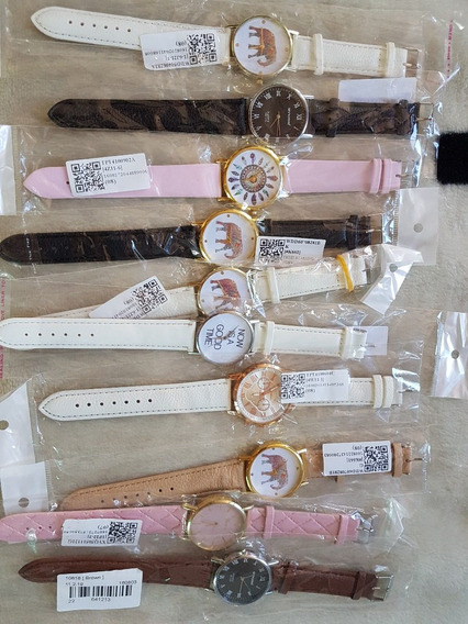 Kit Relógio Feminino!