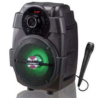Bafle Bluetooth Panacom Sp 3049 Led Usb Aux Radio Fm 2000w