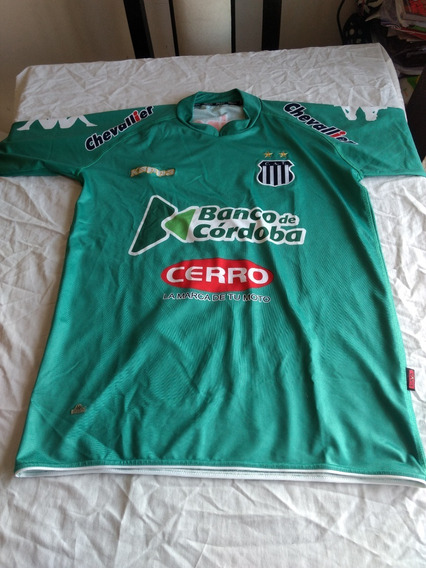 Camiseta Talleres De Córdoba Tercera Temporada 2008 #8
