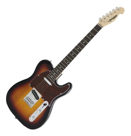 Guitarra Electrica Telecaster Sunburst Alabama Tl201sb