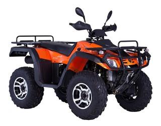 Quadriciclo 300 Cc 4x4 Partida Elétrica Cambio Aut. Zero Km