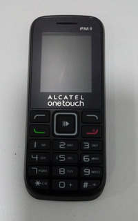 1° Alcatel One Touch 1041d Preto Sem Bateria