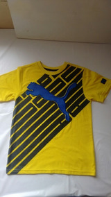 Camiseta Infantil Original Puma