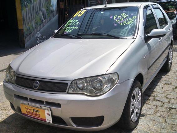 Fiat Palio Elx 1.3 Flex Ano 2005