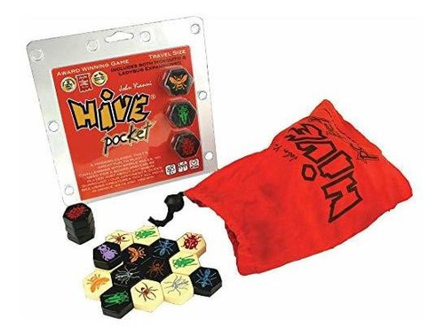 Gen42 Juegos Hive Pocket