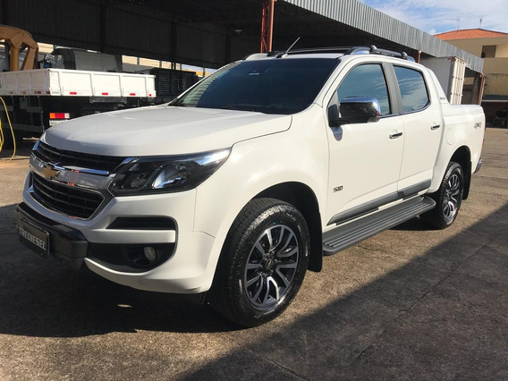 Chevrolet S10 2018 2.8 Ltz High Country Cab. Dupla 4x4 Autom