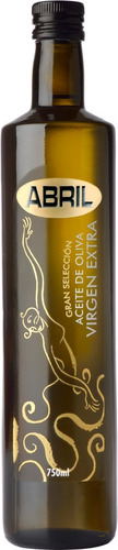 Caja De Aceite De Oliva Extra Virgen - Abril