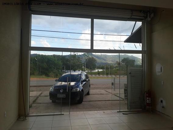 Loja A Locação Em Atibaia, Loteamento Loanda, 1 Banheiro - 297