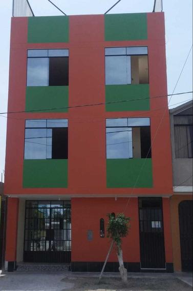 Edificio De 3 Pisos Nuevo
