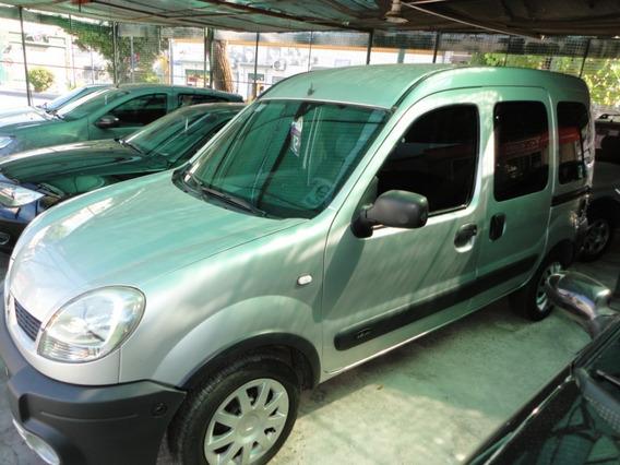 Renault Kangoo Auth Plus 1.6 Gnc 2012