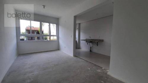 Apartamento Com 2 Dormitórios, 66 M² - Venda Por R$ 414.990,00 Ou Aluguel Por R$ 2.000,00/mês - Bom Jesus - Porto Alegre/rs - Ap1783