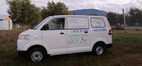 Vehículo Con Cámara De Frío.