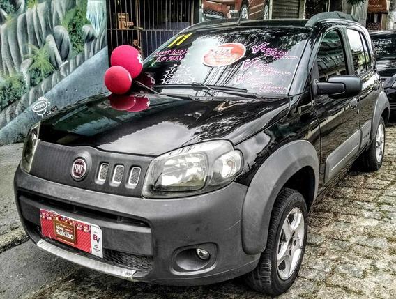 Fiat Uno Way 1.0 Ano 2011 Flex
