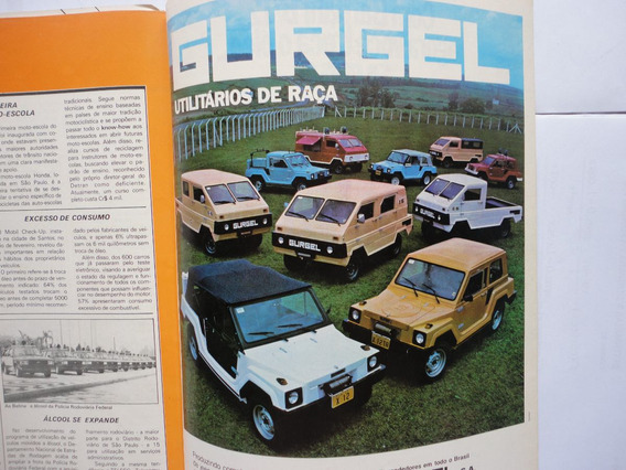 Revista Auto Esporte Nº186/1980 Poster Gurgel/panorama/fusca