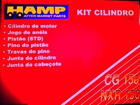 Kit Cilindro Original Hamp 150 Titan/fan/bros