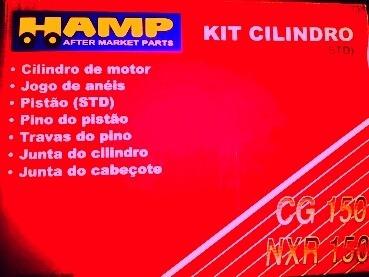 Kit Cilindro Original Hamp 150 Titan/fan/bros