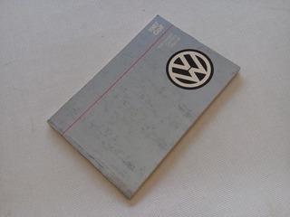 Vw Golf Gl 1987 Manual De Usuario Usado Oem Americano