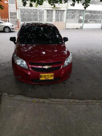 Se Vende Chevrolet Sail Lt 2014