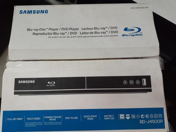 Blu-ray Samsung Nuevo Bdj4500r 50 V