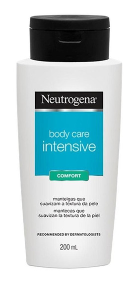 Hidratante Corp Neutrogena Body Care Intensive Comfort 200ml