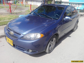 Chevrolet Optra Advance Mt 1600cc 4p