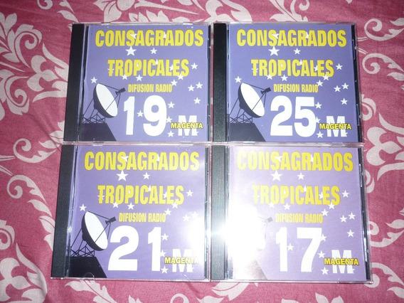 Lote 4 Cds Cumbia Del 90! Kamikaze Daniel Agostini Sombras
