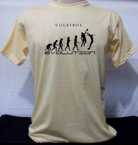 Camiseta Voleibol Evolution