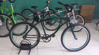 Bicicleta Praiana Sem Marcha - Aro Aero 26